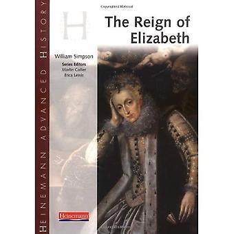 Regeringstiden av Elizabeth