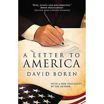 Ett brev till Amerika