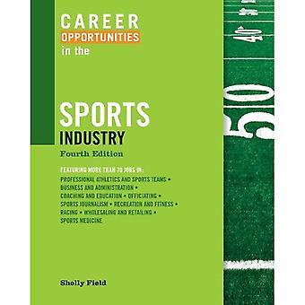 Possibilités de carrière dans l'industrie du sport, 4/e