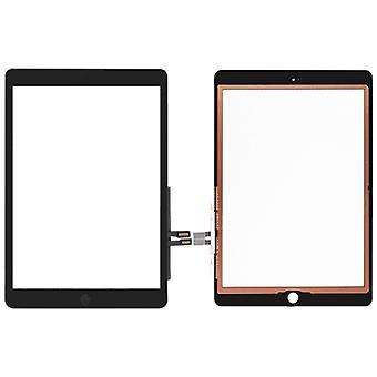 Touch Screen Glas kompatibel für Apple iPad 9.7 2018 Display LCD Digitizer Schwarz