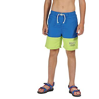 Regatta Boys Shaul II Polyester Quick Dry Swim Shorts