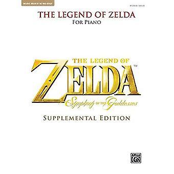 The Legend of Zelda Symphony senere (utvidet versjon): pianosoloer