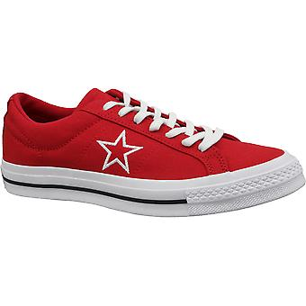 Converse One Star Ox 163378C Mens plimsolls