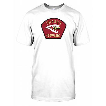 174th Assault Helicopter Company Insignia Mens T Shirt