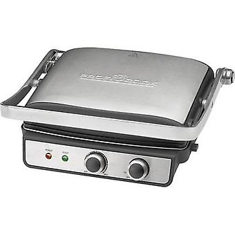 Profi Cook PC-KG 1029 Table Grill press with manual temperature settings Stainless steel, Black