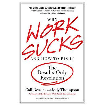 Why Work Sucks and How to Fix it - The Results-only Revolution by Cali