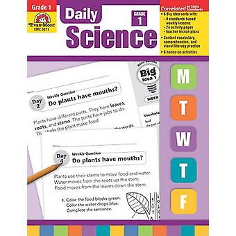 Daily Science Grade 1 by Evan-Moor Educational Publishers - 978159673