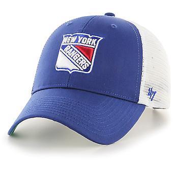 47 brand verstelbare Cap - BRANSON New York Rangers royal