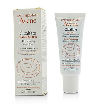 Cicalfate Post-procedure Skin Recovery Emulsion - For Sensitive & Fragile Skin - 40ml/1.35oz