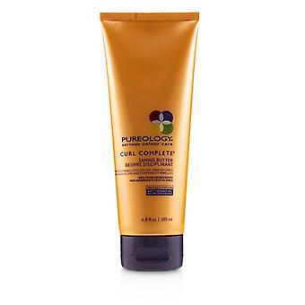Pureology Curl Complete Taming Butter (for Frizzy Rebellious Colour-treated Curls) - 200ml/6.8oz