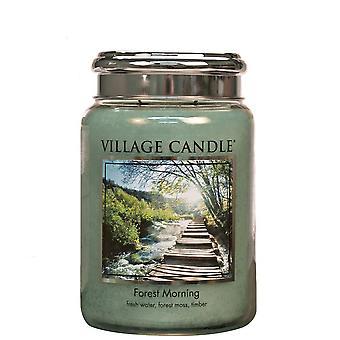 Dorf Kerze 26oz duftende amerikanische große Jar Kerze Doppel Wick viele Duft
