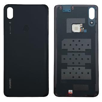 Tampa da bateria da tampa da bateria de Huawei preta para P esperto Z 02352RRK reparo novo