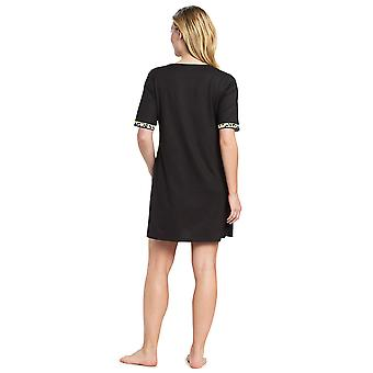 Féraud 3195328-10995 Women's Voyage Black Kaftan Beach Dress