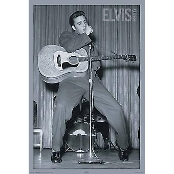 Poster - Elvis - Live Wall Art Licensed Gifts Toys 24840