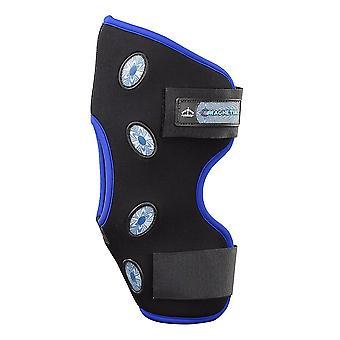 Veredus Magnetik Hock Boot Magnetic Therapy - Black
