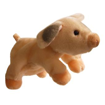 Hand Puppet - Full-Bodied Animal - Pig Soft Doll Plush PC001810