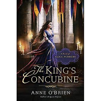The King's Concubine: een roman van Alice Perrers