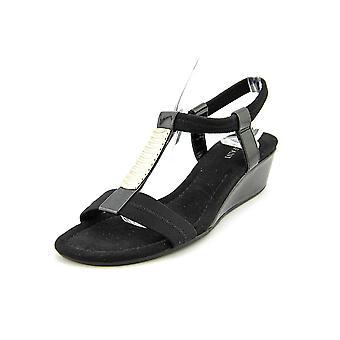 Alfani Womens Vacay Open teen ongedwongen Platform sandalen
