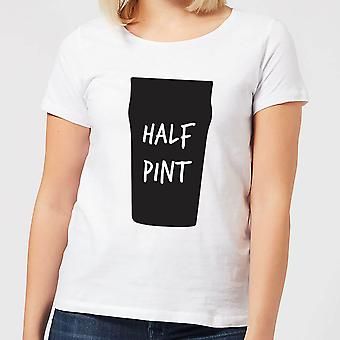 Half Pint Women's T-Shirt - White