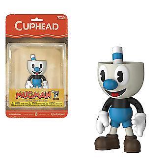 Cuphead Mugman Action Figure