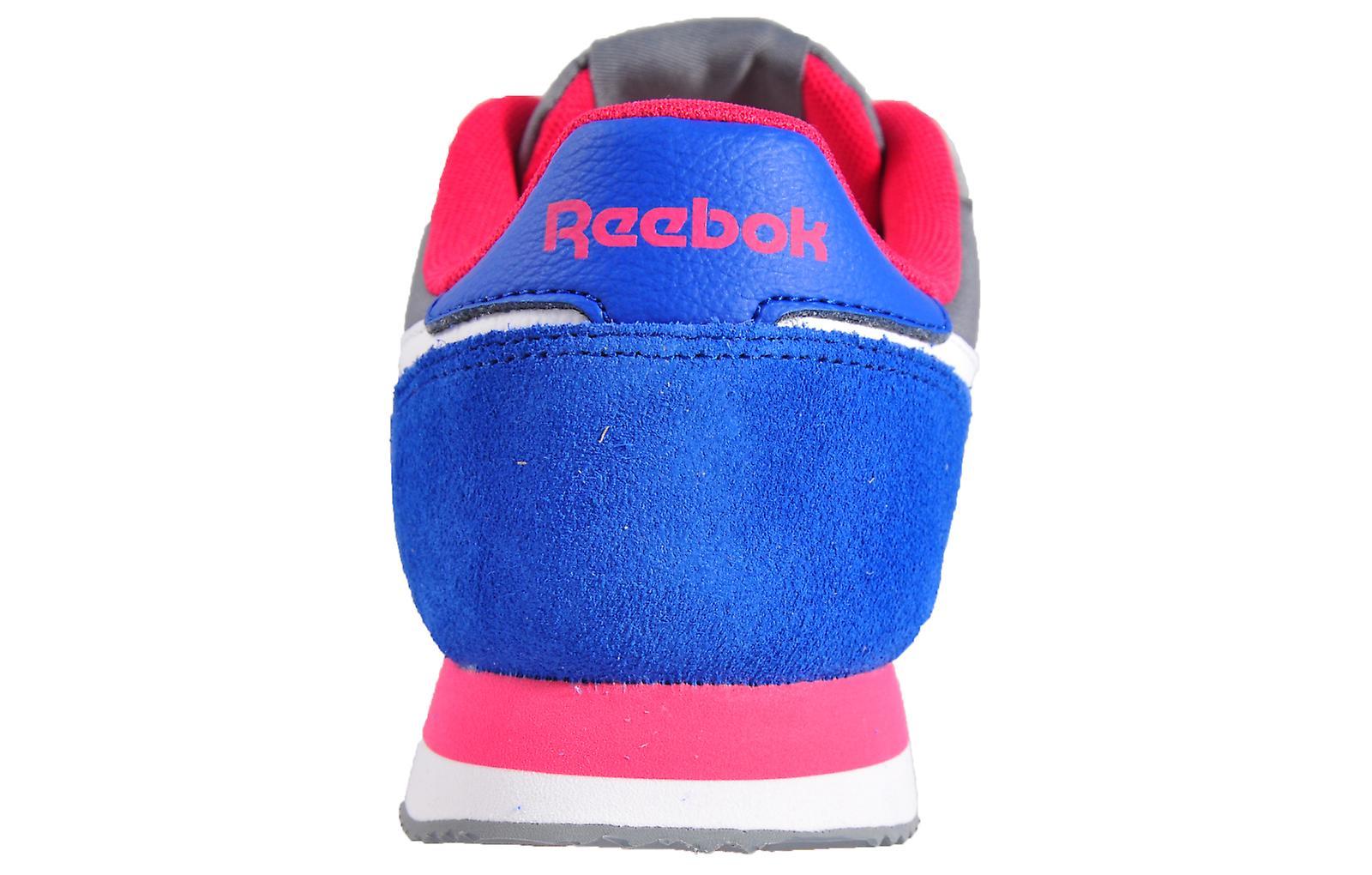 Reebok Royal CL Jogger Aste Dust / Blue / Pink / White