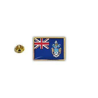 Pine PineS Pin Badge Pin-apos;s Metal Broche Papillon Flag Tristan Da Cunha