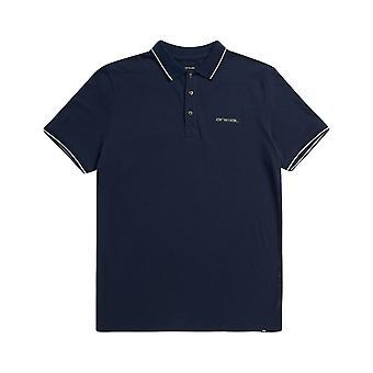 Animal vekke Polo skjorte i Indigo Blue