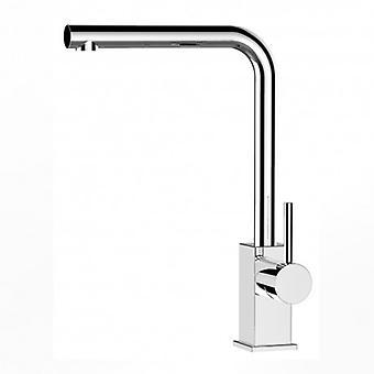 Kök Single-spak Sink mixer med hög svängbar pip-65