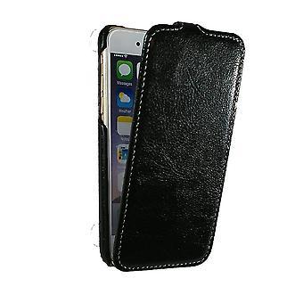 Ultraslim Fall gefälschte schwarze sediene für IPhone 6