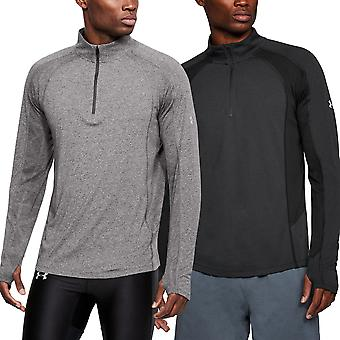 Under Armour Mens Swyft 1/4 Zip Performance Sweater Jumper Pullover