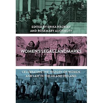Womens Legal Landmarks by Erika Rackley
