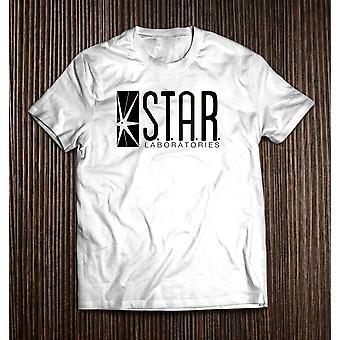 T-shirt de laboratoires pour hommes