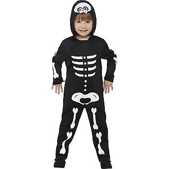 Smiffy's Skeleton Toddler Costume