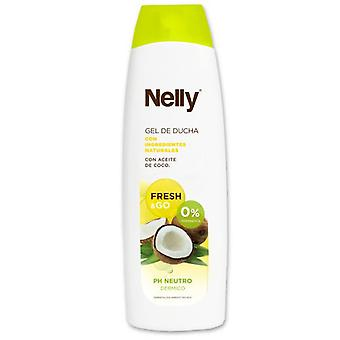 Nelly Coconut oil body gel 600 ml