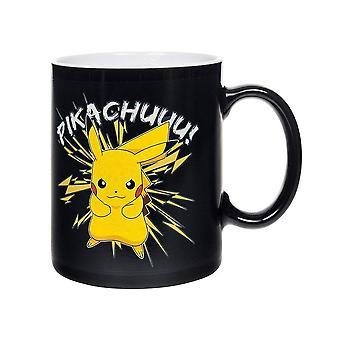 Pokemon, Heat-Changing Mug - Pikachu
