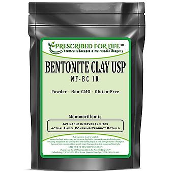 Bentonite Clay-USP grade natrium Montmorillonite Bentonite-NF-BC kosmetisk & mad brug
