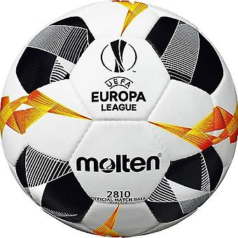 Hot UEFA Europa League hvit fotball