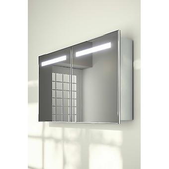 K242 Teva przesuwne lustro drzwi gabinetu z kropli, czujnik idealna golarka