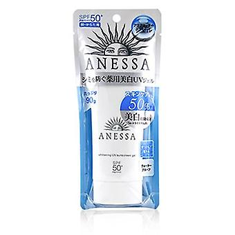 Shiseido Anessa Whitening Uv Sunscreen Gel Spf50+ Pa++++  90g/3oz