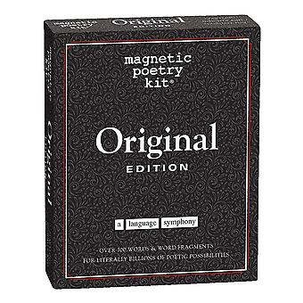 Magnetic poetry kit - original set