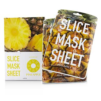 Slice mask sheet   pineapple 10sheets