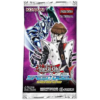 Yu-Gi-Oh! Speed Duel Attack From The Deep Booster Pack