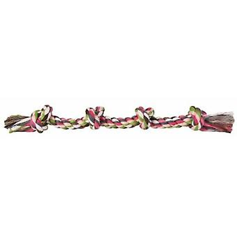 Trixie Multicolor Knot Cotton Rope (Dogs , Toys & Sport , Ropes)