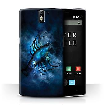STUFF4 Case/Cover for OnePlus One/Cancer/Crab/Zodiac Star Sign