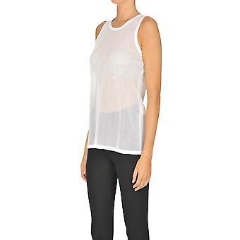 N°21 Ezgl068154 Women's White Cotton Top