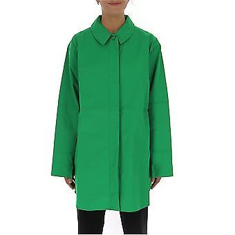 Isabel Marant ÉToile 194sh0219462540 Women's Green Cotton Shirt