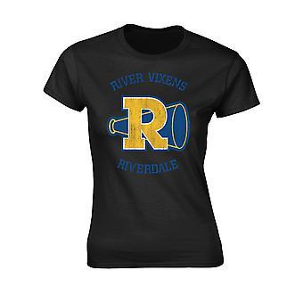 Kære Riverdale River Vixens Officielle Tee T-Shirt Dame Girls