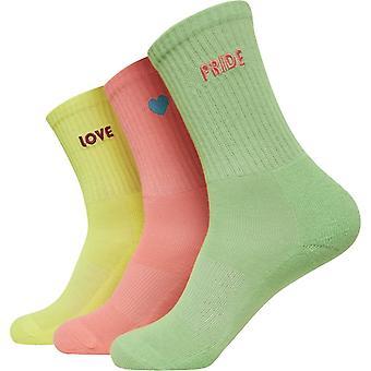 Urban Classics - PRIDE Ponožky Balení po 3