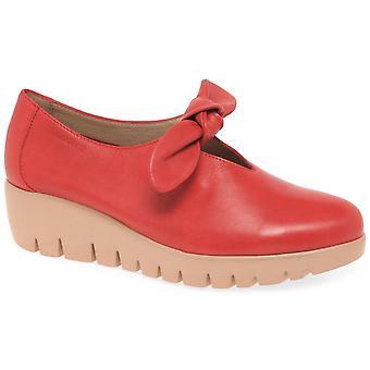 Wonders Toledo Womens Wedge Heel Shoes