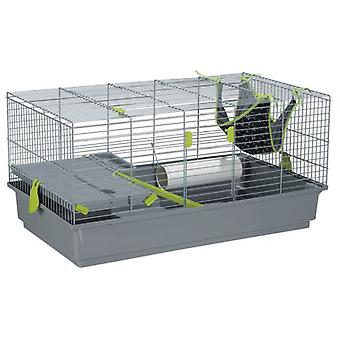 Voltrega 260 Huron Grey Cage 90 X 50.5 X 46 Cm (Small pets , Cages and Parks)